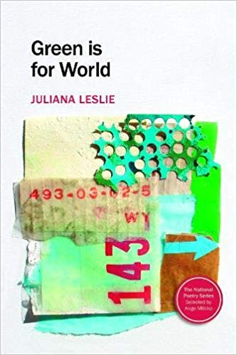 Book cover: Green Is for World