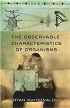Book cover: The Observable Characteristics of Organisms
