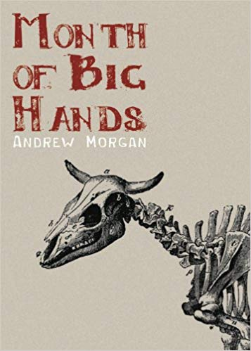 Book cover: Month of Big Hands