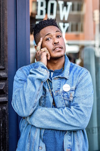 Author photo Danez Smith