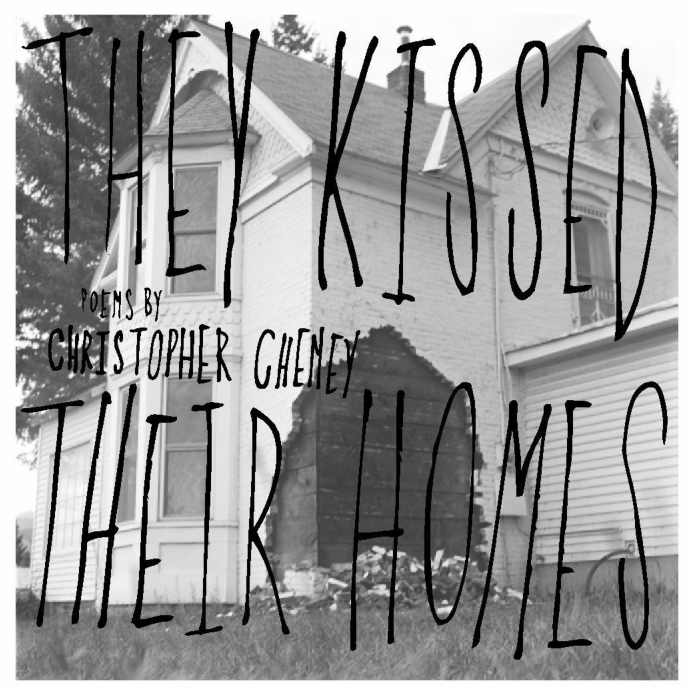 Book cover: They Kissed Their Homes