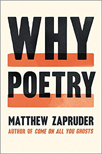 cover: why poetry