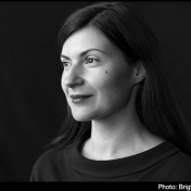 mona awad author photo by brigitte lacombe