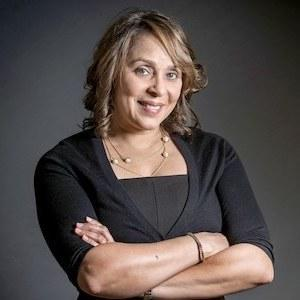 Headshot of Natasha Trethewey