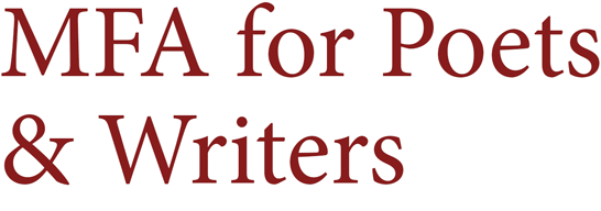 MFA for Poets & Writers