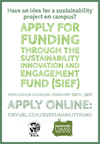 The Sustainability , Innovation and Engagement Fund