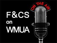 This week's F&CS PSA on WMUA