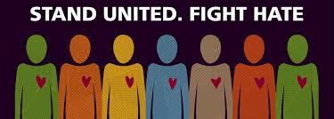 Stand United. Fight Hate.