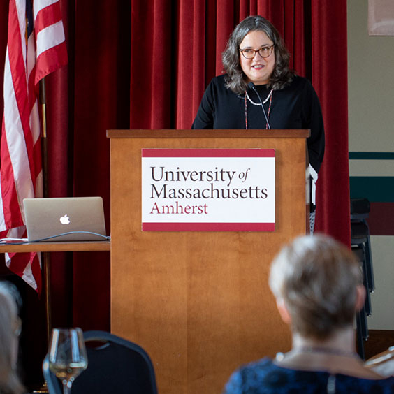 Faculty Begin at UMass Amherst