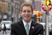 Mayor Alex Morse CRF
