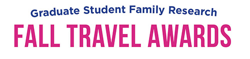 CRF Fall Travel Awards