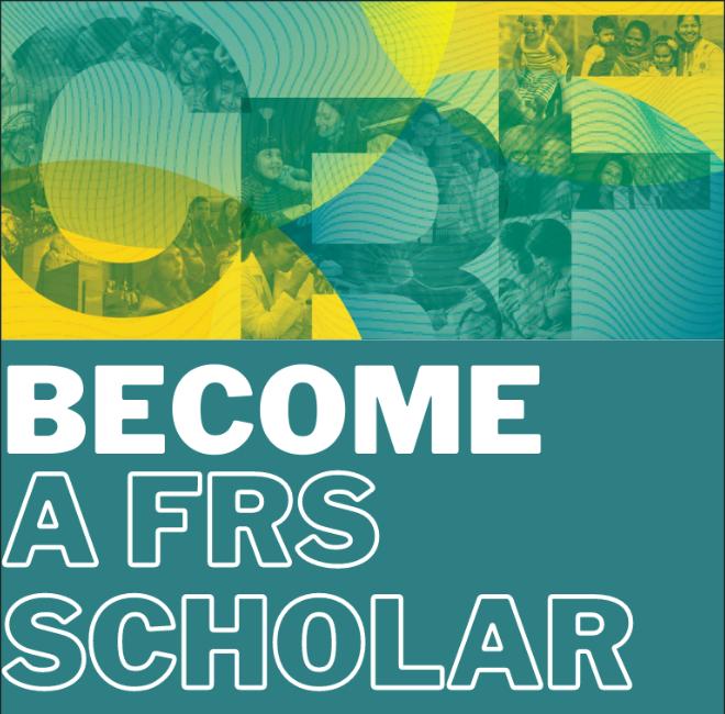 Become an FRS Scholar