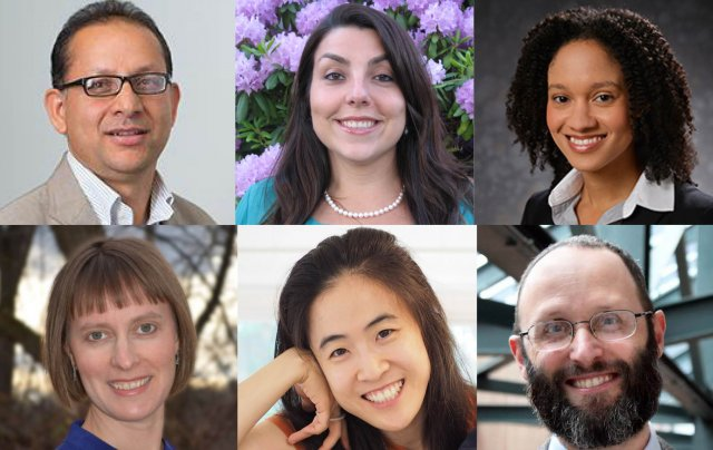 CRF family research scholars 2018
