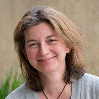 Agnès Lacreuse headshot