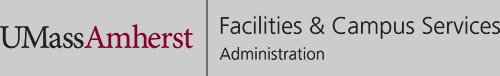 UMass Amherst Facilities & Campus Services Admin Services