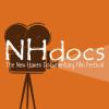 NH docs The New Haven Documentary Film Festival; NH docs logo
