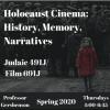 Holocaust Cinema: History, Memory Narritives Poster
