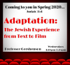 The Jewish Experience from Text to Film