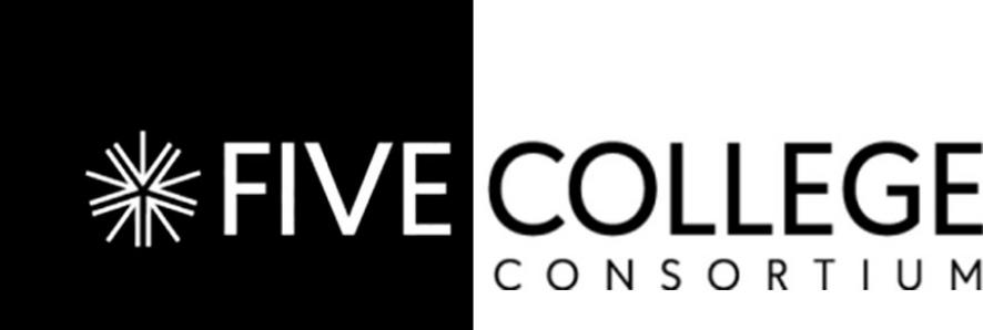 Five College Consortium Logo Wide