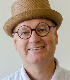 Barton Byg, Professor Emeritus, Founding director of DEFA Film Library, UMass Amherst