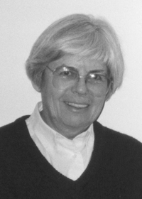 Sigrid Bauschinger, Professor Emerita, German and Scandinavian Studies, UMass Amherst