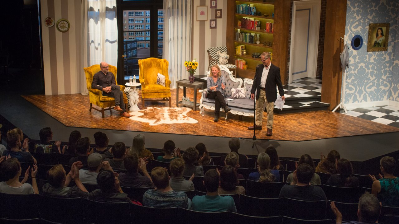 Acclaimed Actors Create Scholarship