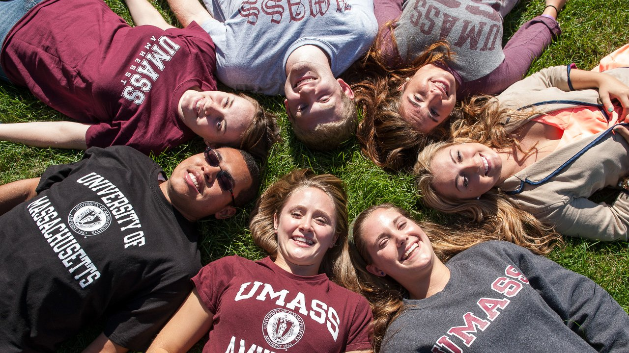 University of Massachusetts Students