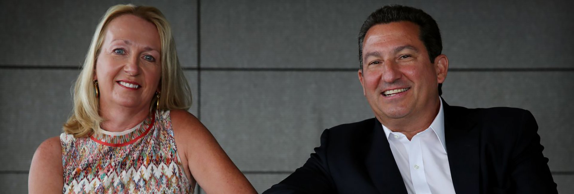 UMass Lowell alums Rob and Donna Manning make largest donation in UMass history to the UMass system.