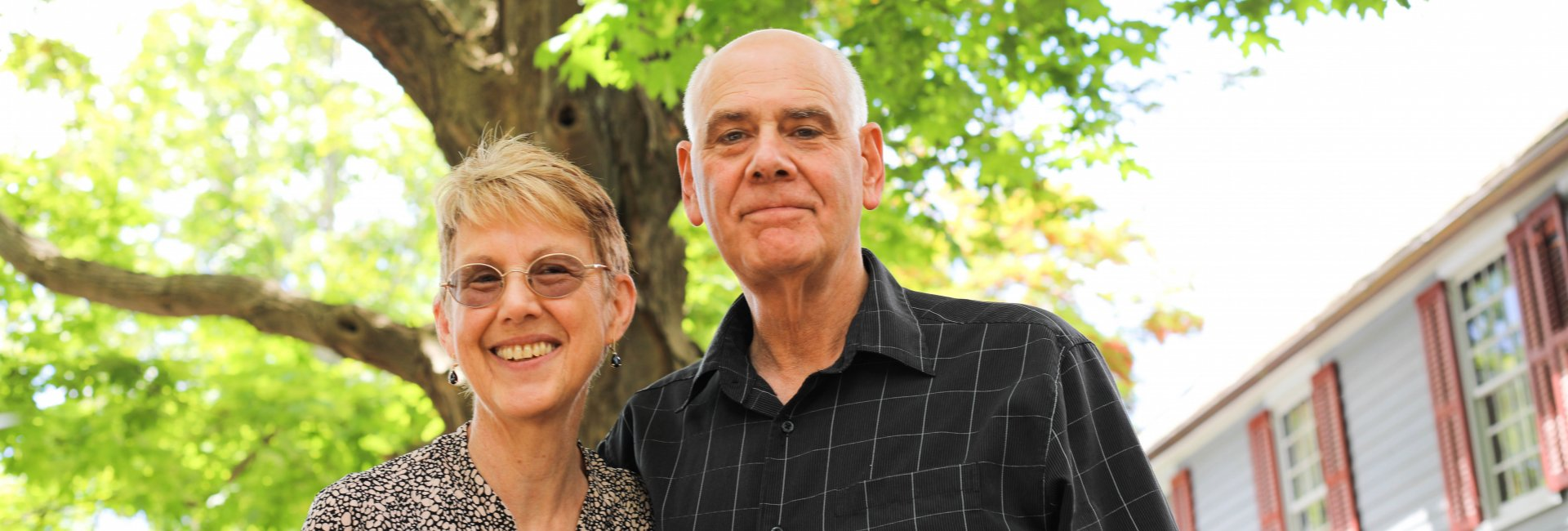 """UMass has always been part of the love story of Hilary Ratner '76MS, '79PhD and Stuart """"Stu"""" Ratner '81PhD"""