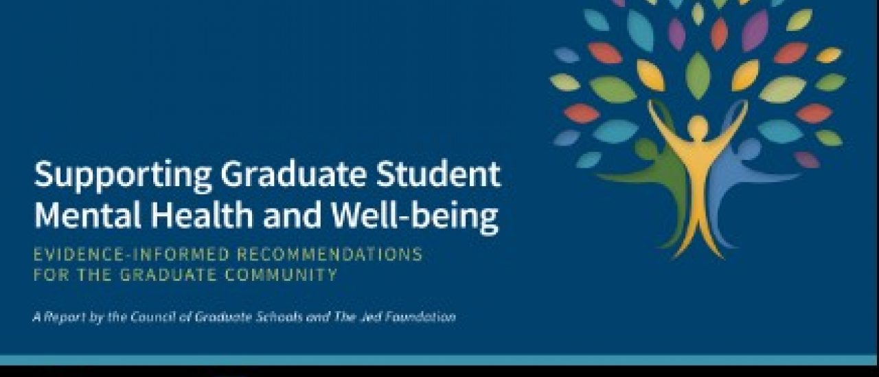 Supporting Graduate Student Mental Health and Well-being