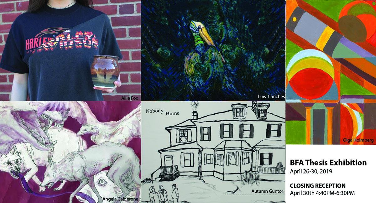 Newsletter - 4/26 | Department of Art | UMass Amherst
