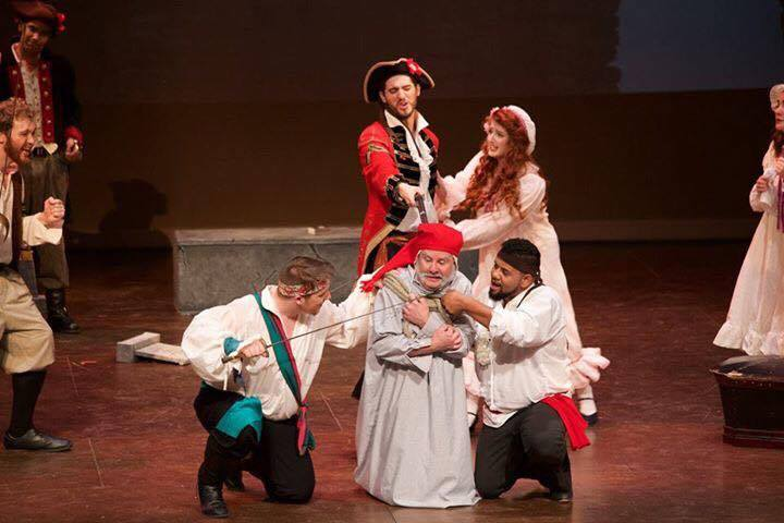 UMass Opera Workshop performs The Pirates of Penzance