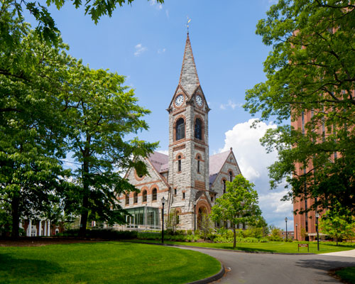 Old Chapel, UMass Amherst