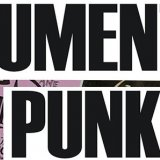 """Detail from a poster advertising """"Documenting Punk"""""""
