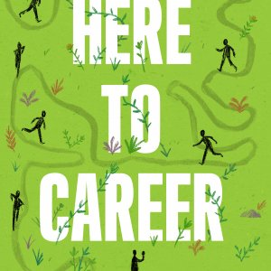Here to Career 2015 poster