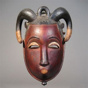 A Piece from Charles Derby's African art collection