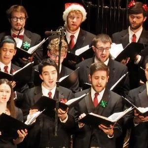 Chamber Choir at Holiday Time