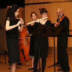 The Five College Early Music Collegium.