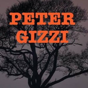 Peter Gizzi's Book Cover