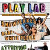 Play Lab flyer: Snowflakes