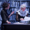"Photo from UMass' ""Hedda Gabler"""
