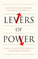 Cover of Levers of Power