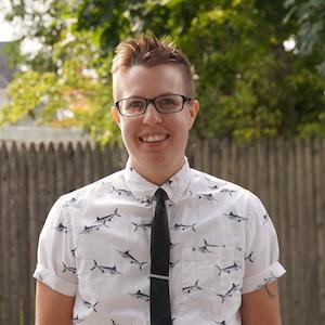 Portrait of Shay Ryan Olmstead