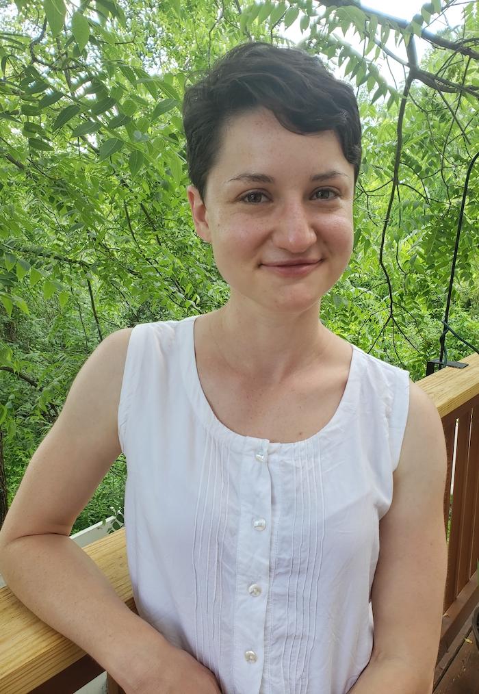 Headshot of Perri Meldon