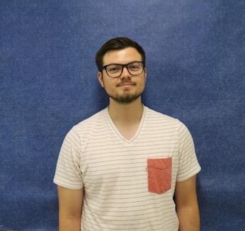 Portrait of Michael Chrzanowski