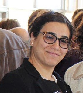 Headshot of Marwa Amer