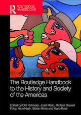 Cover of the Routledge Handbook to the History and Society of the Americas