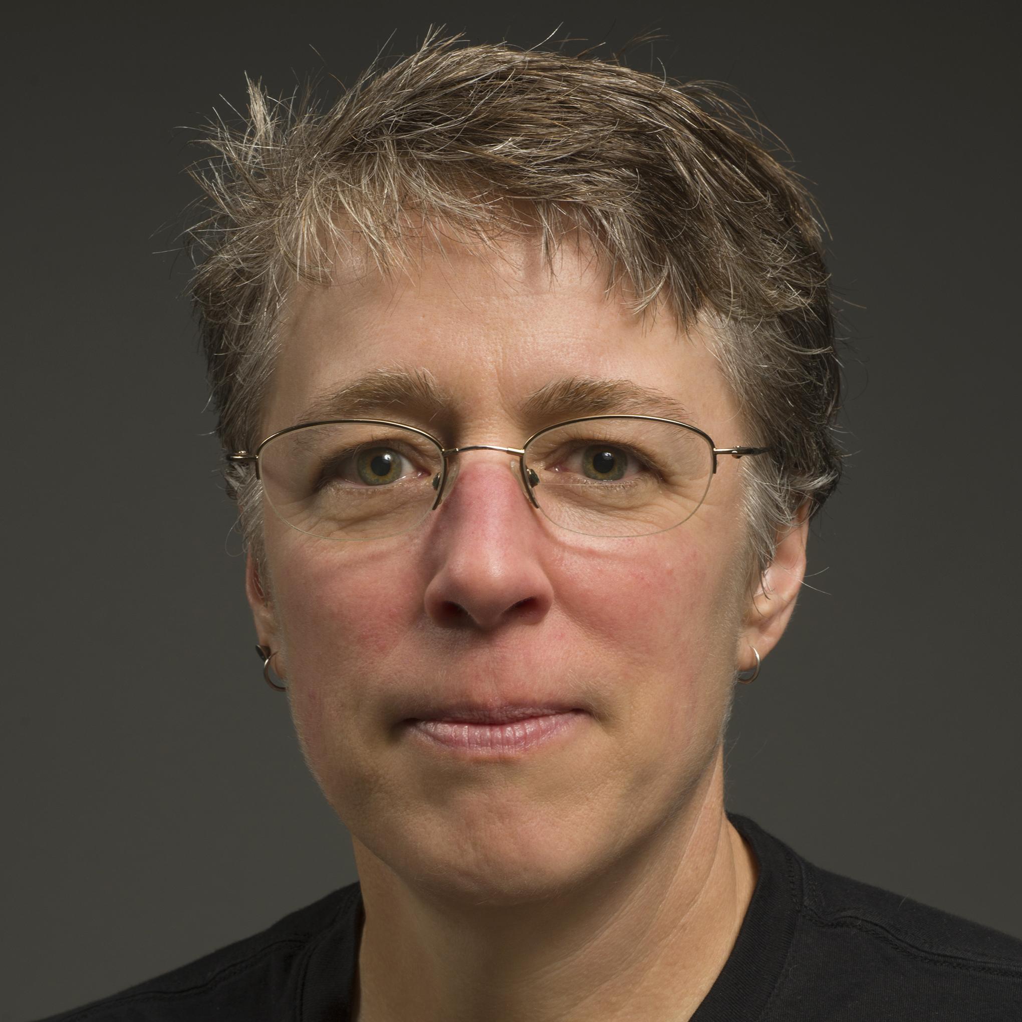 Headshot of Sharon Mehrman