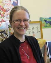 Portrait of Sigrid Schmalzer