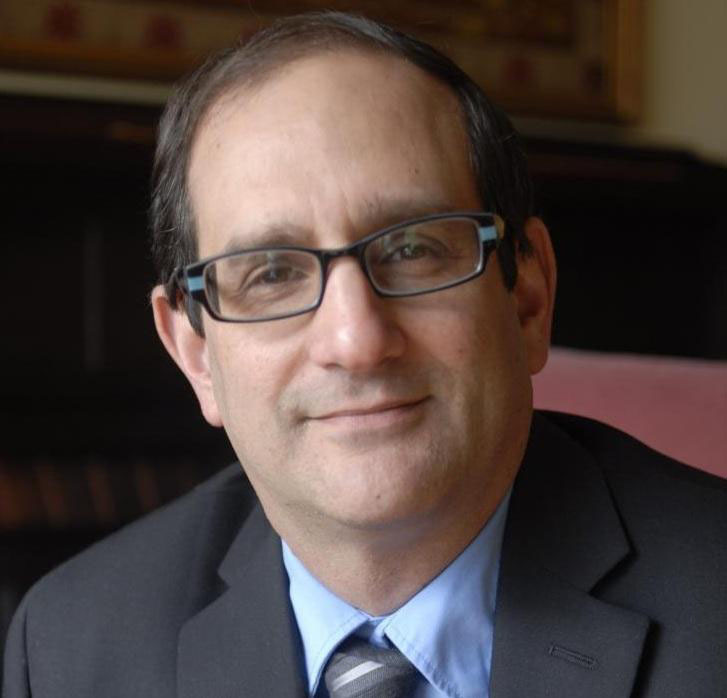 Portrait of Daniel Gordon